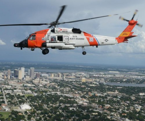 Coast Guard scours waters off Tampa for 2 missing spring break boaters