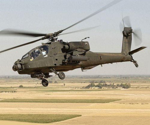 Boeing receives contract to upgrade Saudi Apache helicopters