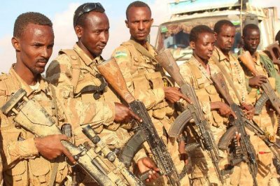 Al-Shabab militants: At least 61 killed in attack on Somali military base
