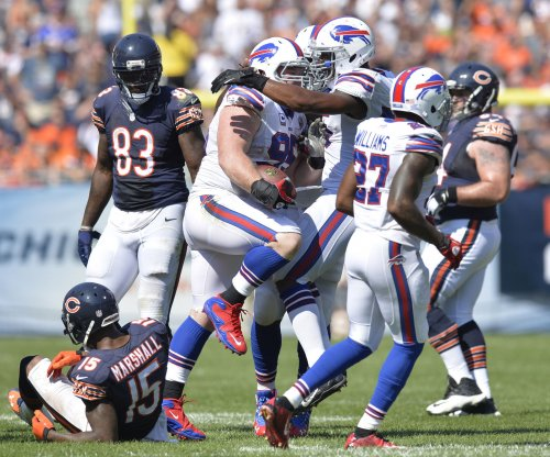 Report: Buffalo Bills hopeful DT Kyle Williams avoided ACL injury