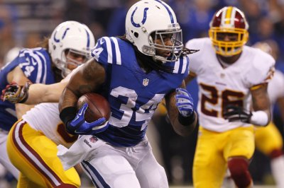 Trent Richardson signs with AAF team