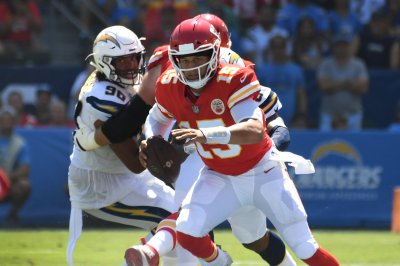 Chiefs' Patrick Mahomes on success: 'I didn't expect this much'