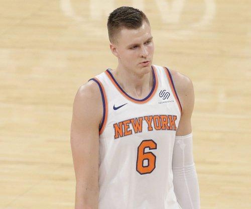 New York Knicks president: Kristaps Porzingis threatened return to Europe