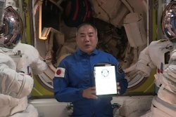 Astronaut breaks Guinness record for longest time between spacewalks
