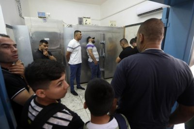 2 Palestinian Authority military officers, 1 other killed in Israeli raid