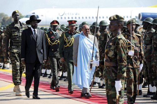 Sudan, S. Sudan border dispute hinges on AU role