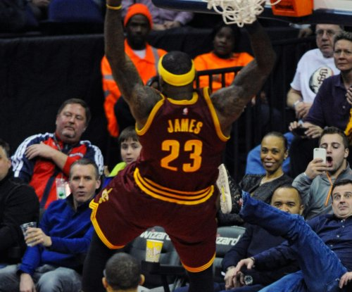 LeBron leads Cleveland Cavaliers into Toronto