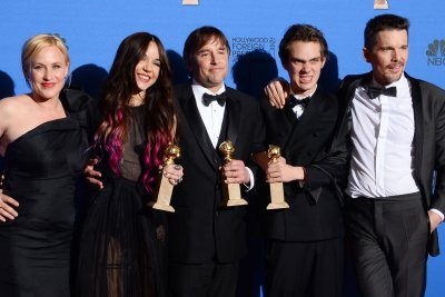 Richard Linklater talks about directing daughter Lorelei in 'Boyhood'