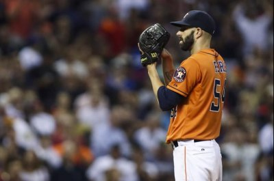 More than filler: Houston Astros' Mike Fiers no-hits Los Angeles Dodgers