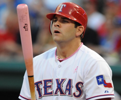 Texas Rangers take over first in AL West with win over Houston Astros
