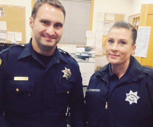 San Francisco police recognized for rescuing woman trapped in sofa for 12 hours