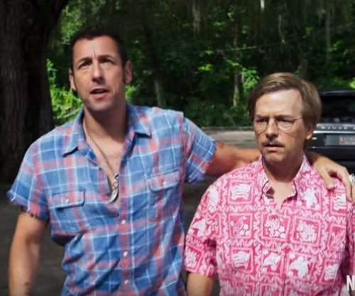 Sandler, Spade back together in trailer for Netflix's 'The Do-Over'