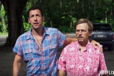 Sandler, Spade back together in trailer for Netflix's 'The Do-Over'