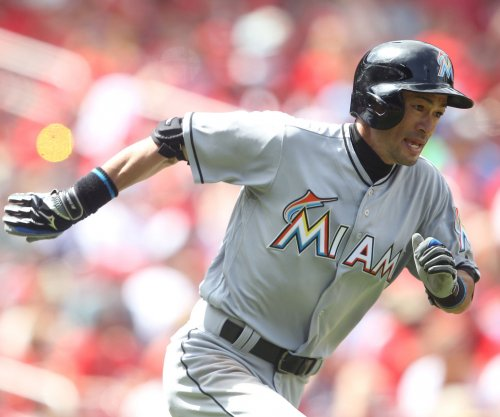 Miami Marlins' Ichiro Suzuki closing in on 3,000 hits