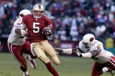 Jeff Garcia wants a shot to coach San Francisco 49ers
