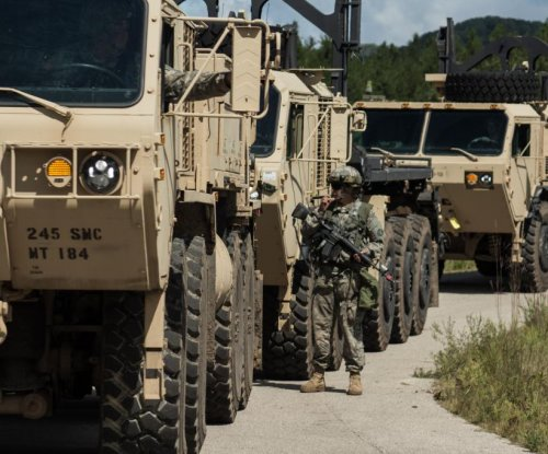 U.S. Army taps Oshkosh for recapitalized tactical trucks