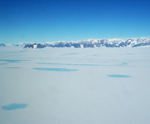Warm winds are weakening Antarctic ice shelves