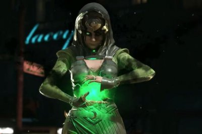 Enchantress enters the fight in new 'Injustice 2' gameplay trailer