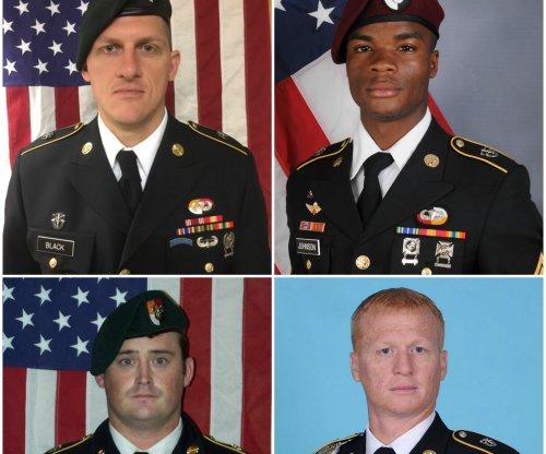 Pentagon releases video of deadly Niger assault
