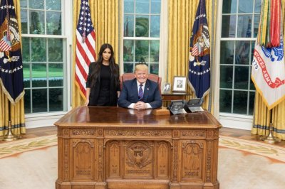 Donald Trump, Kim Kardashian meet on prison reform