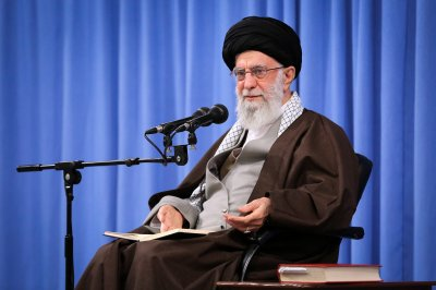 Ayatollah Khamenei condemns Iran fuel protests; Internet access cut