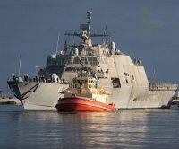 USS Sioux City returns home after exercises, drug interdictions