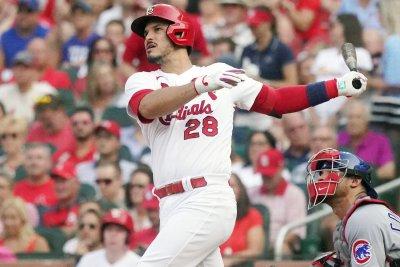 Dylan Carlson, Nolan Arenado help Cardinals slug Cubs