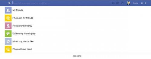 Facebook adds 'social' search function