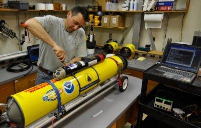 Underwater robots locate endangered whales