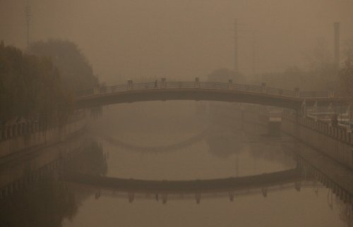 Beijing to change air-quality reporting