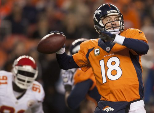 NFL: Denver 27, Kansas City 17