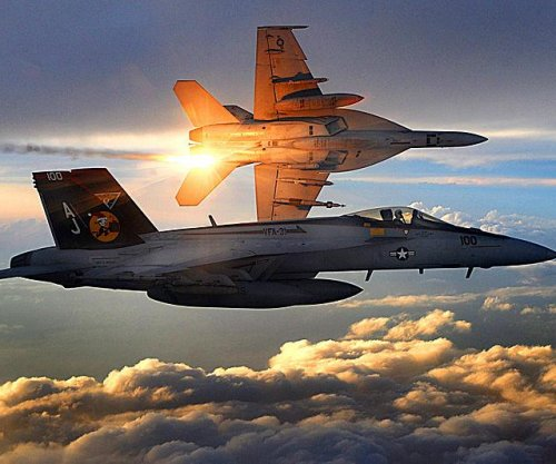 Navy OKs next-gen IRST for F/A-18s