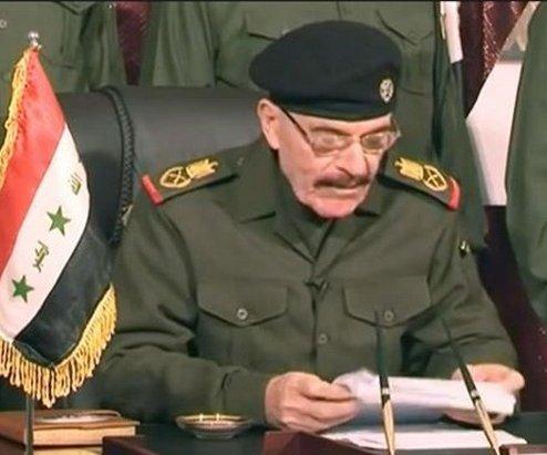 Izzat Ibrahim al-Douri, 'mastermind of Islamic State in Iraq,' reportedly killed