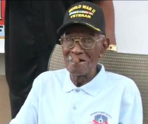 Oldest living U.S. veteran celebrates 109th birthday in Texas