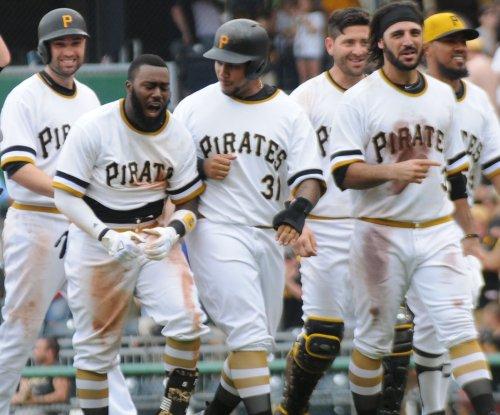 Pittsburgh Pirates sweep Philadelphia Phillies