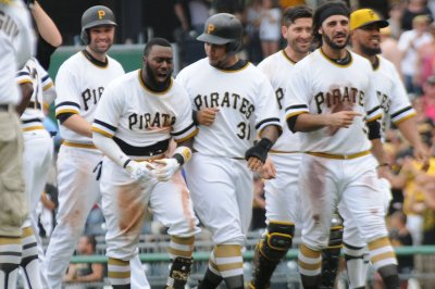 Pittsburgh Pirates sweep Philadelphia Phillies