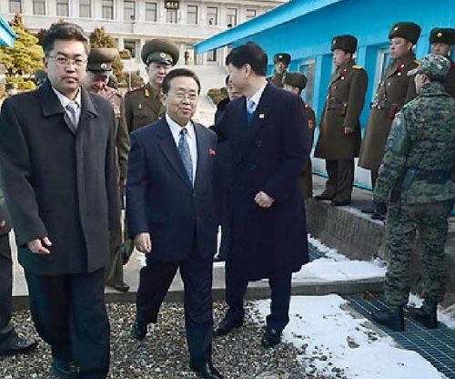North Korea's No. 2 man on South Korea affairs has disappeared, report says