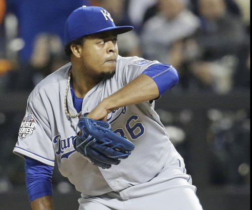 Edinson Volquez, Kansas City Royals blank Detroit Tigers