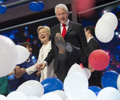 Hillary and Bill Clinton earned $10.6M in 2015, paid 34 percent tax rate