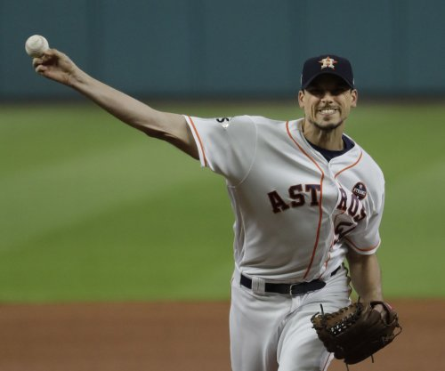 Morton, Astros now sans Giles, take on A's