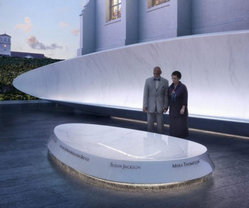 Architect unveils plans for Charleston church shooting memorial