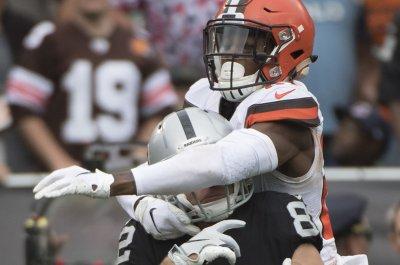Browns rookie CB Ward drawing rave reviews