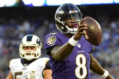 QB Jackson will start for Ravens