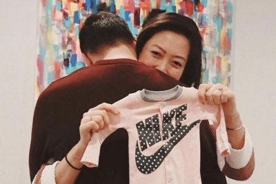 Golfer Michelle Wie pregnant with baby girl