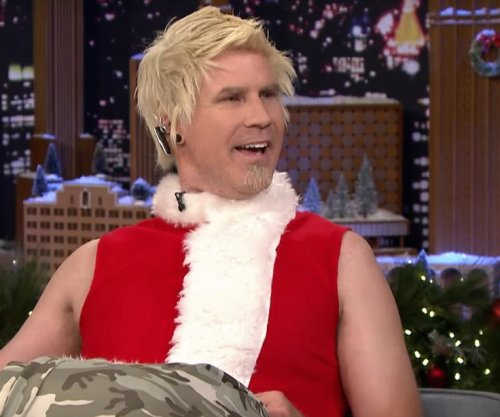Will Ferrell rethinks Santa Claus on 'Tonight Show'