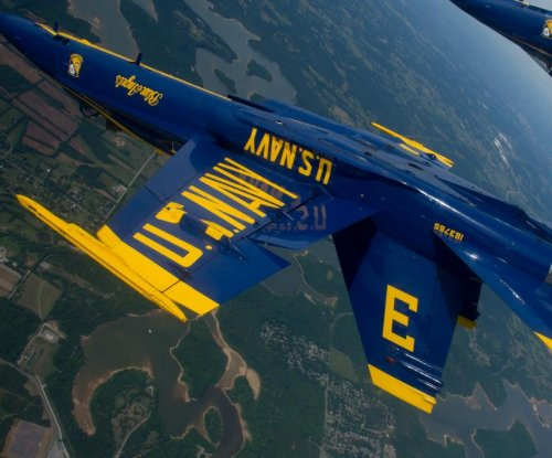 Navy pilot killed after 'Blue Angels' F/A-18 Hornet crashes in Tennessee