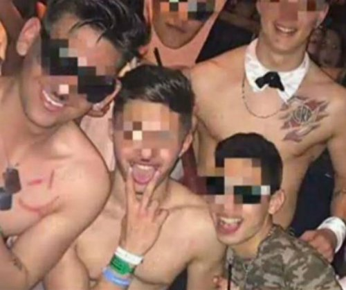 German students dressed like Hitler made to visit Argentina Holocaust Museum
