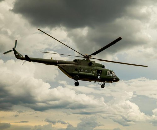 Uzbekistan helicopter crash kills 9, officials say