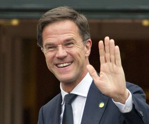 Dutch PM Mark Rutte claims election win over Geert Wilders