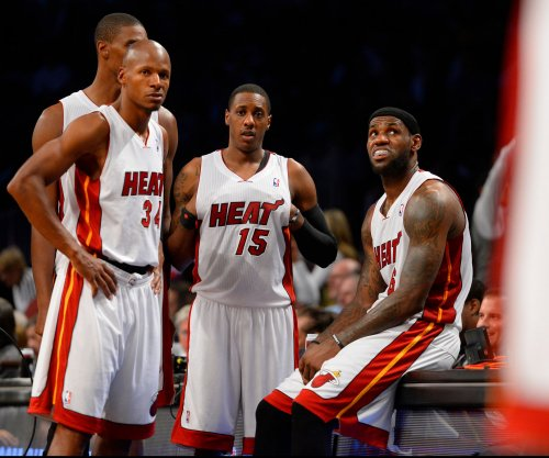 Miami Heat's Udonis Haslem disses Boston Celtics